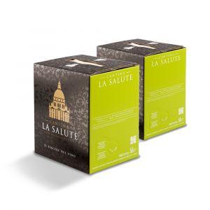 2 Bag in Box Pinot Bianco Igt 5 lt – La Salute