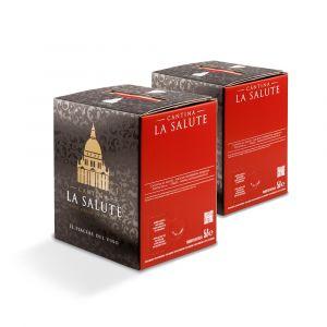 2 Bag in Box Cabernet Franc Igt 5 lt – La Salute