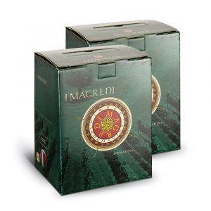 """2 Bag in Box Bianco """"I Magredi"""" Vino Bianco 5 litri - I Magredi"""