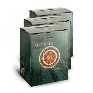 3 Bag in Box Ribolla gialla Venezia Giulia Igt 3 litri - I Magredi