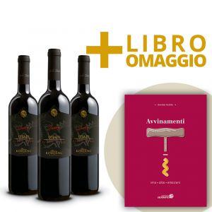 3 Pinot Nero Doc Collio Dedica + Libro Omaggio – Komjanc Alessio