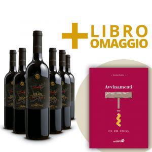 6 Pinot Nero Doc Collio Dedica + Libro Omaggio – Komjanc Alessio