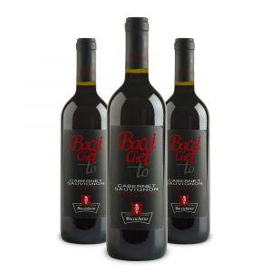 Confezione 3 bottiglie Cabernet Sauvignon – Baccichetto