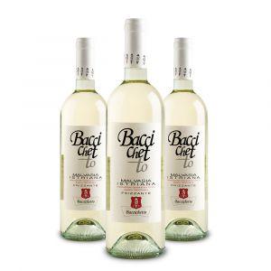 Confezione 3 bottiglie Malvasia Istriana – Baccichetto