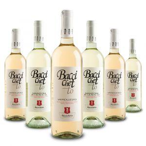 Confezione 6 bottiglie Verduzzo e Manzoni – Baccichetto