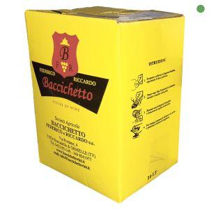 Bag in box Pinot Bianco Igt 10 litri – Baccichetto