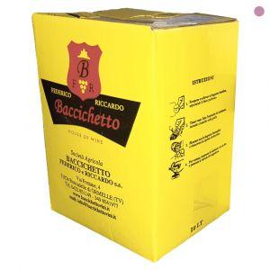 Bag in box Rosato Igt 10 litri – Baccichetto