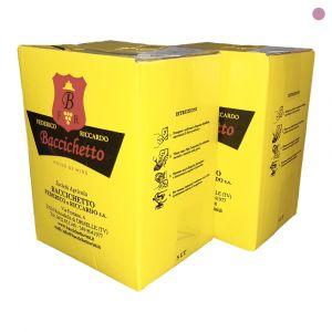 Confezione 2 bag in box Rosato Igt 5 litri – Baccichetto
