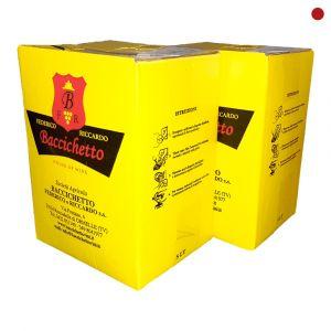 Confezione 2 bag in box Cabernet Franc Igt 5 litri – Baccichetto