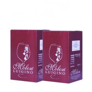 Confezione 2 Bag in Box Raboso Rosato Veneto Igt – Molon