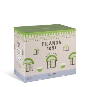 Bag in box Traminer Igt 10 litri – Filanda 1851