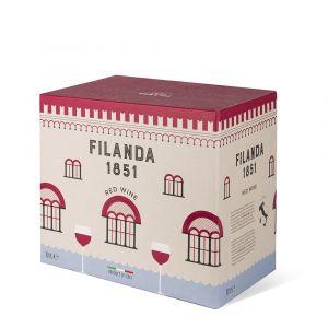 Bag in box Merlot Igt 10 litri – Filanda 1851