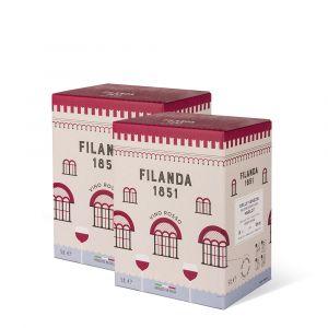 Confezione 2 bag in box Pinot Nero Igt 5 litri – Filanda 1851