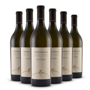 Box 6 bottiglie - Ellégri Bianco DOC Friuli - Colli Orientali