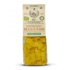 Calamari al Mais e Riso BIO senza glutine – 4x250gr – Pastificio Morelli