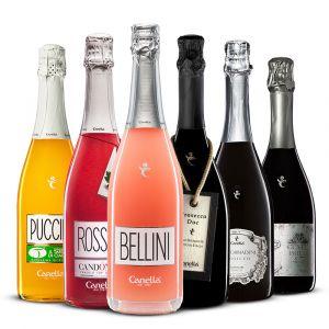 Confezione 6 bottiglie Degustazione – Canella