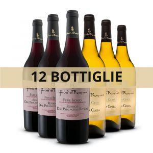 Confezione 12 Bottiglie Scelte per Voi – I Feudi di Romans