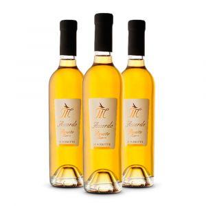 Confezione 3 bottiglie Accordo Passito Bianco - Le Morette