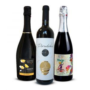 Confezione Assaggio – 3 bottiglie – Enotria Tellus