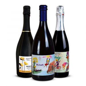 Confezione Bollicine – 3 bottiglie – Enotria Tellus