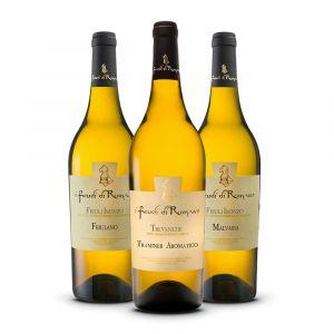 Confezione 3 Bottiglie Bianchi Linea Classica - I Feudi di Romans