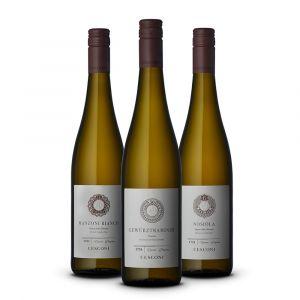 Confezione 3 Bottiglie Bianchi Selezione Kreuzer - Cesconi
