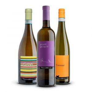 Confezione 3 bottiglie Bianchi –Villabella