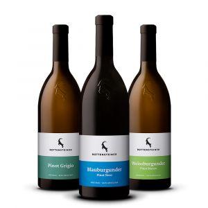 Confezione 3 bottiglie Classic Pinot – Rottensteiner