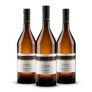 Confezione 3 Bottiglie Collio Bianchi – Humar