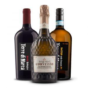 Confezione 3 Bottiglie Degustazione – Corvezzo