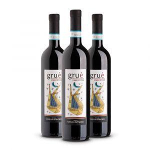 Confezione 3 bottiglie di Gruè Montepulciano d'Abruzzo Doc - Cerulli Spinozzi