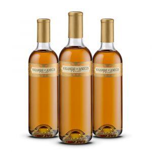 Confezione 3 Bottiglie Passito – Moletto