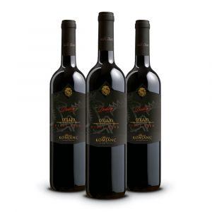 Confezione 3 bottiglie Pinot Nero Doc Collio Dedica - Komjanc Alessio