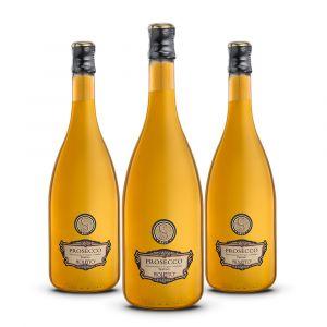 Confezione 3 Bottiglie Prosecco Gold – Moletto