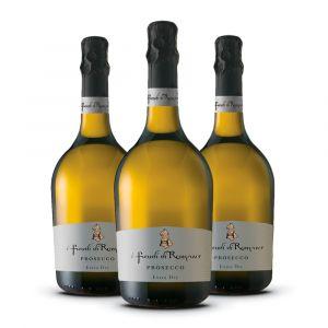 Confezione 3 Bottiglie Prosecco Linea Spumanti - I Feudi di Romans