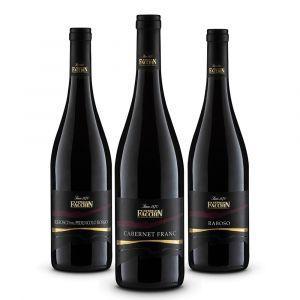 Confezione 3 bottiglie Selezione di Rossi – Antonio Facchin