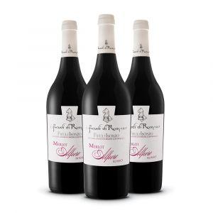 Confezione 3 Bottiglie Alfiere Rosso Linea Speciale - I Feudi di Romans