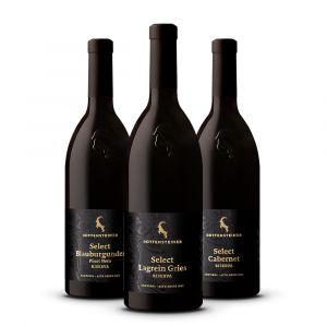 Confezione 3 bottiglie Select Riserva – Rottensteiner