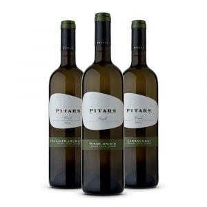 Confezione 3 bottiglie Selezione Bianchi - Pitars