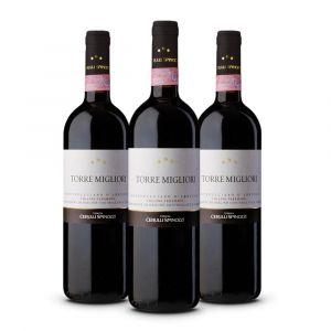 Confezione 3 bottiglie di Torre Migliori Colline Teramane Montepulciano d'Abruzzo Docg - Cerulli Spinozzi