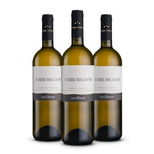 Confezione 3 bottiglie di Torre Migliori Trebbiano d'Abruzzo Doc - Cerulli Spinozzi