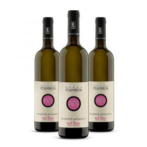 Confezione 3 bottiglie Traminer – Borgo Stajnbech