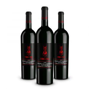 Confezione 3 bottiglie Valpolicella Ripasso Superiore Doc – Scuderia Italia
