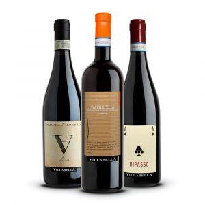Confezione 3 bottiglie Valpolicella – Villabella