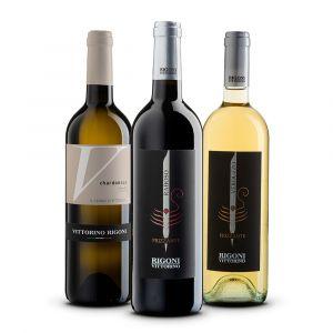 Confezione 3 Bottiglie Selezione Frizzante - Rigoni Vittorino
