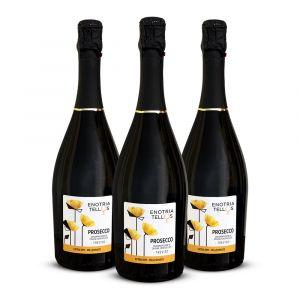 Confezione Extra Dry – 3 bottiglie – Enotria Tellus
