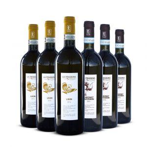 Confezione Valle Frassina – 6 bt – La Frassina