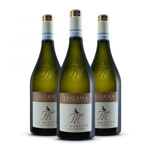 Confezione 3 bottiglie di Lugana Doc Mandolara - Le Morette