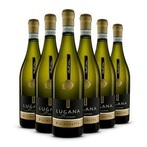 Confezione 3 bottiglie Lugana Doc Riserva - Le Morette