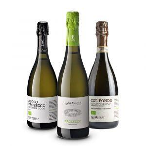 Confezione 3 bottiglie Montello Prosecchi – Case Paolin